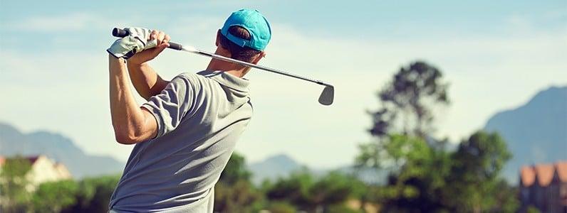 common golfing injuries