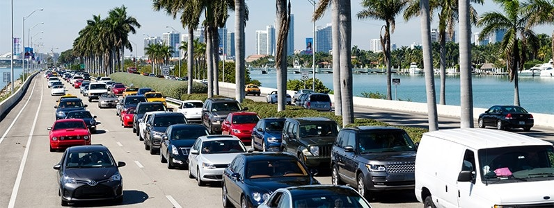 The Most Dangerous Intersections In Miami Dade County