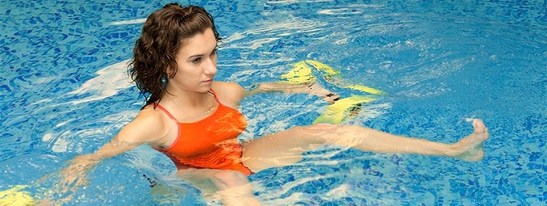 aquatic therapy for rehabilitation