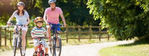 Bicycle Safety for Preventing Back and Neck Injuries