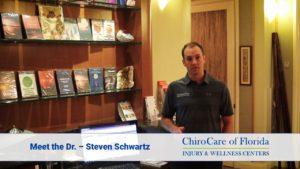 Meet Chiropractic Physician Dr. Steven Schwartz