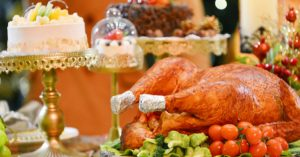 Struggling with Back Pain? Here Are Holiday Foods to Avoid.