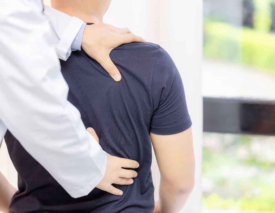 full body chiropractic adjustment